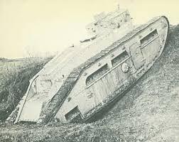 Rhomboid Tank