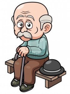 17813702-illustration-of-cartoon-old-man-sitting-bench